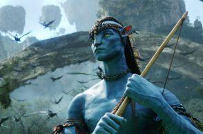 A still from James Cameron's Avatar.