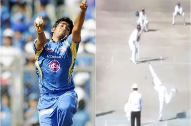 Jasprit Bumrah, MI, India, bowling action