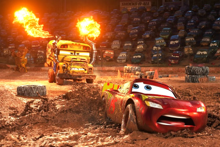 'Cars 3' Looks Like a Return to Form for the Pixar Franchise