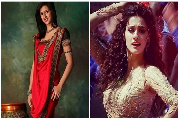 Photos: Internet just discovered Disha Patani's old photoshoot, and it is difficult to recogniseher