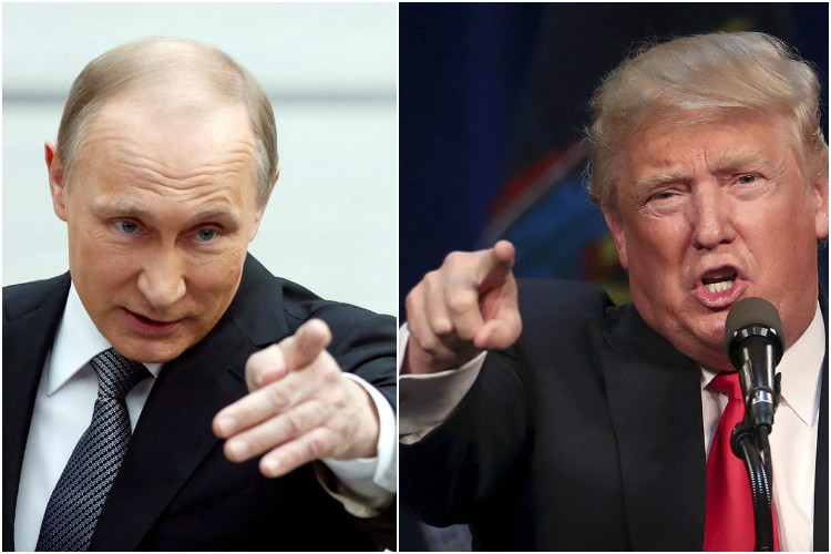 Watch: Will the Syrian bombing put an end to Putin-Trump bromance?