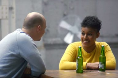 Heineken Beer Advertisement