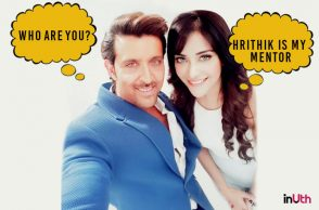 Hrithik Roshan and Angela