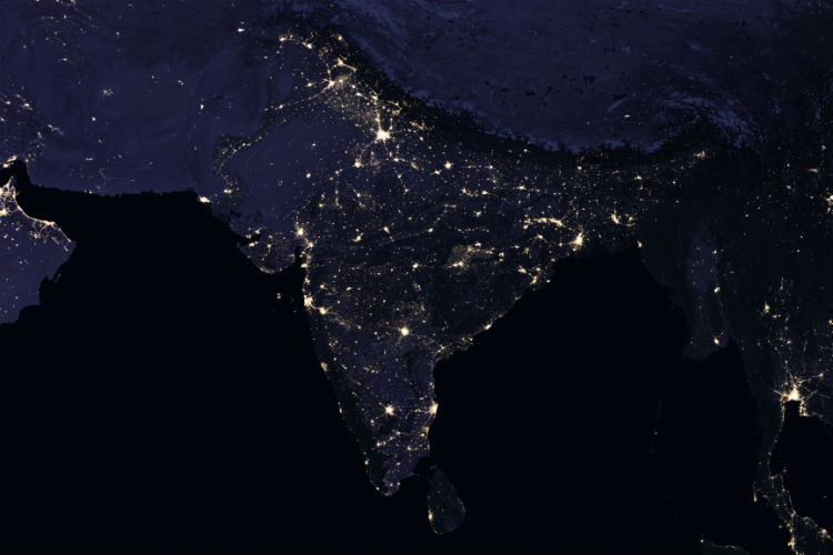 NASA releases images of Earth at night and they are just ...