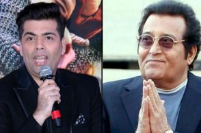 Karan Johar IANS photo, Vinod Khanna