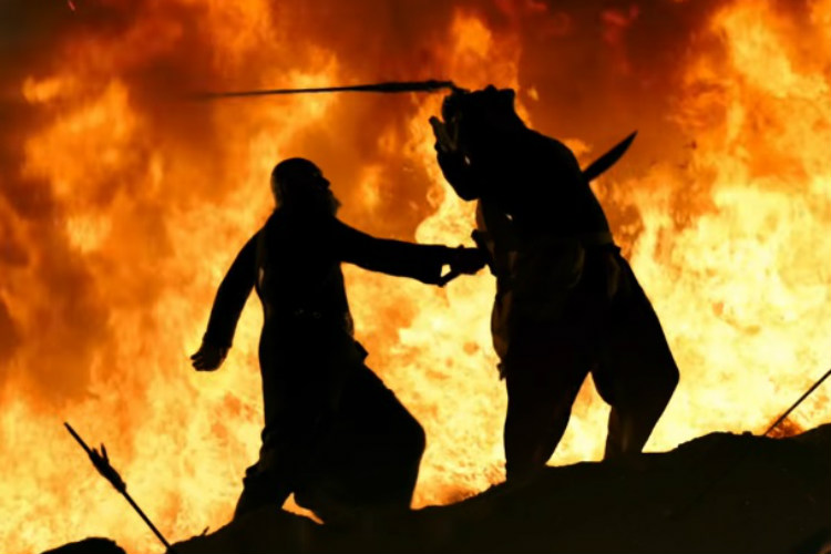 The climax will revealed what led to Katappa slay Baahubali.