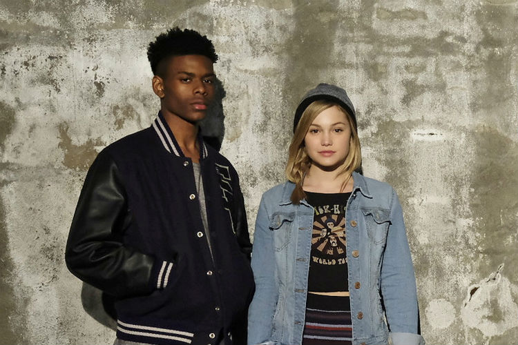 Marvel Cloak & Dagger TV Series