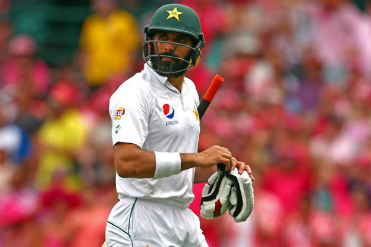 Misbah-ul-Haq played a superb innings of 161 against India in 2007. (Photo: Reuters)