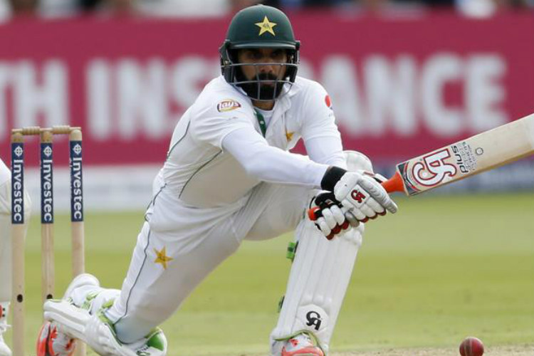 Misbah-ul-Haq has scored 4,951 runs in 72 Tests for Pakistan. (courtesy: Reuters)