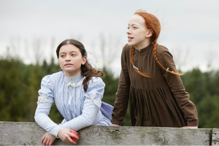 Netflix Anne of Green Gables TV Series