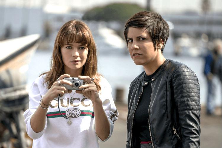 Netflix Girlboss TV Show Sophia Amoruso | Image for InUth.com