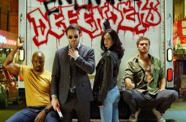 Netflix Marvel's Defenders