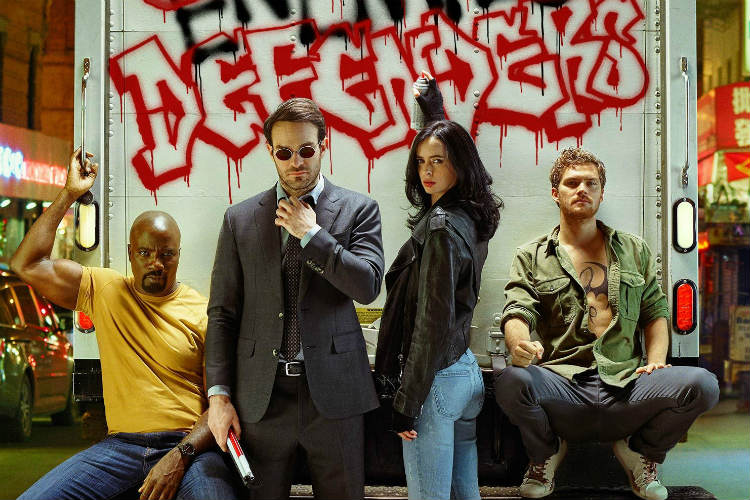 Netflix Marvel's Defenders