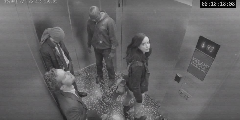Netflix Marvel's Defenders Teaser Trailer