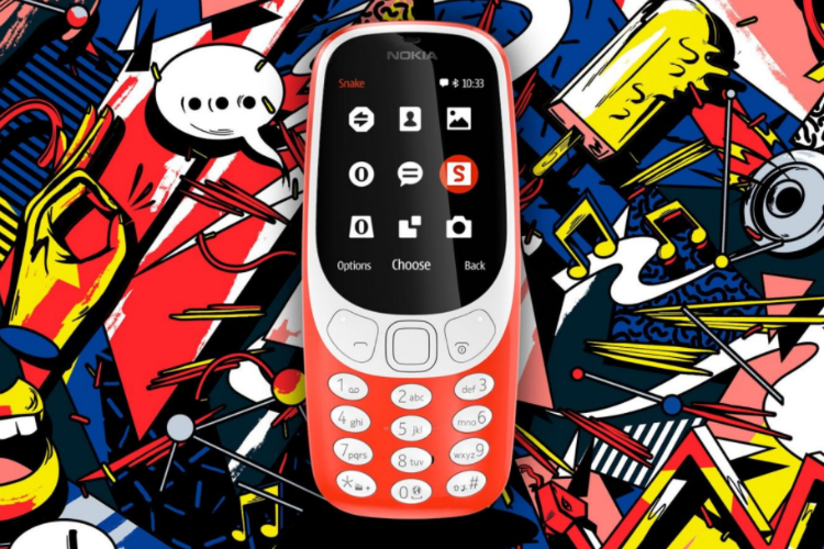 Nokia 3310 (2017) Pre-order Expected to Open on May 5 in…