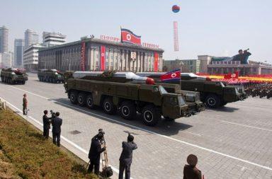 North Korea missile fail