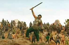 Prabhas gained 30 kilos for his role in Baahubali 2.
