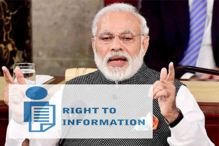 No change in fee, word limit for RTI queries, says Centre