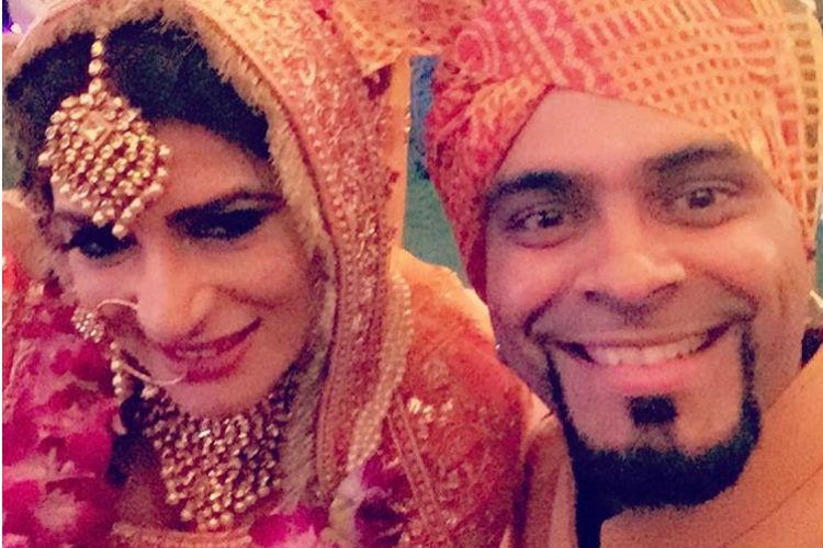 See Photos: Raghu Ram attends wedding of former Roadies contestants Roop Bhinder and MohitSaggar
