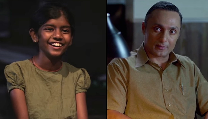 Rahul Bose Aditi Inamdar in Poorna movie