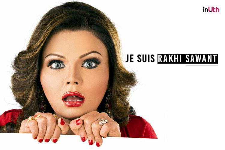 #JeSuisRakhiSawant: Twitter erupts with mixed reactions after Rakhi Sawant's 'alleged' arrested