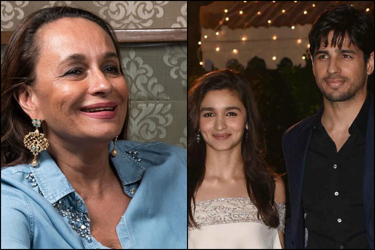 Did Soni Razdan just confirm the alleged relationship of Alia Bhatt with Sidharth Malhotra?