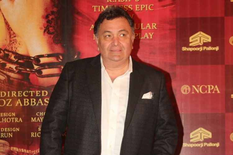 Rishi Kapoor has special appearance in 'Manto'