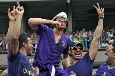 KKR, Shah Rukh Khan