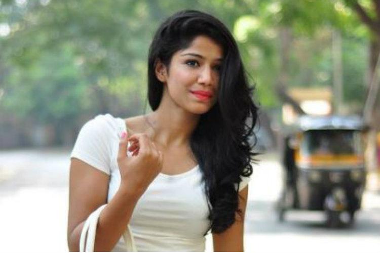 Santoshi Shetty Fashion Model