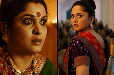 Sivagami and Devasena in Baahubali 2