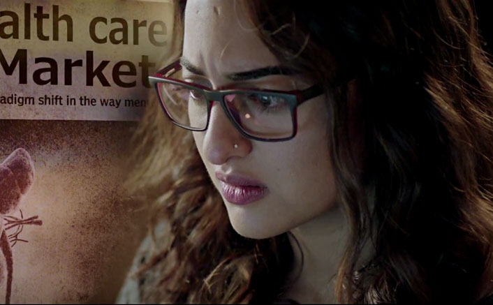 Sonakshi Sinha's 'Noor' has a bad day one at the ticket windows!