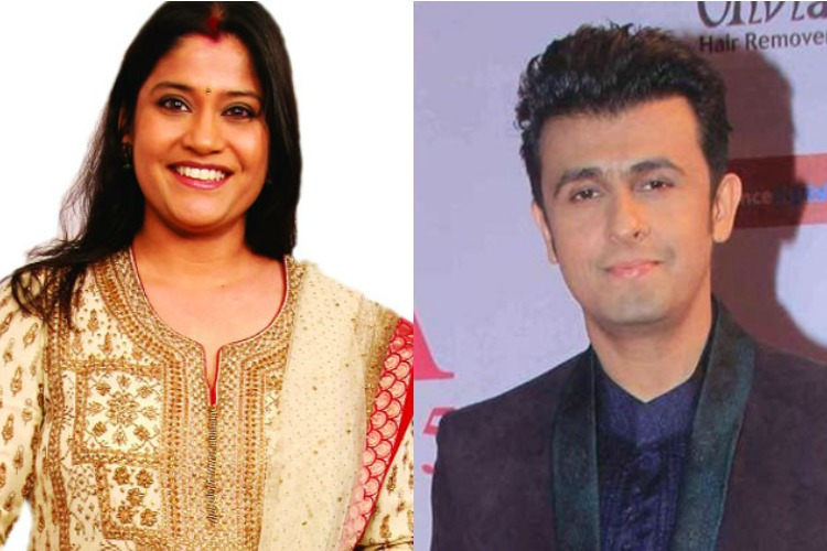 'Is Sonu Nigam trying to hit the right note?' Renuka Shahane's post on the azaan row is goingviral