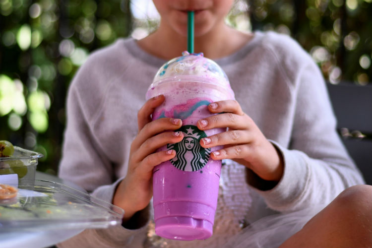 Starbucks Unicorn Frappuccino Reuters