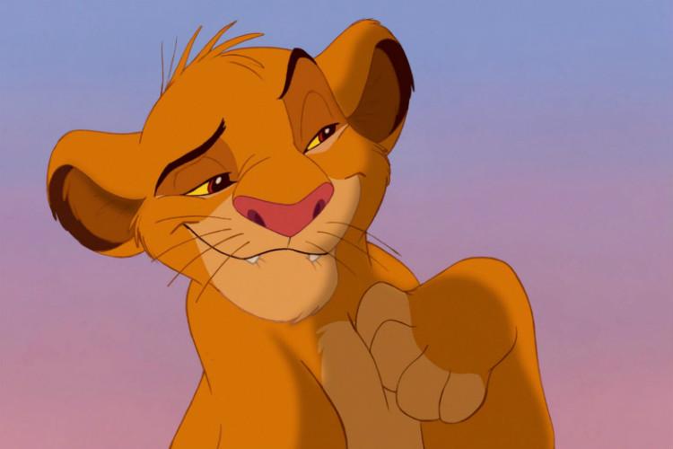 The Lion King Simba