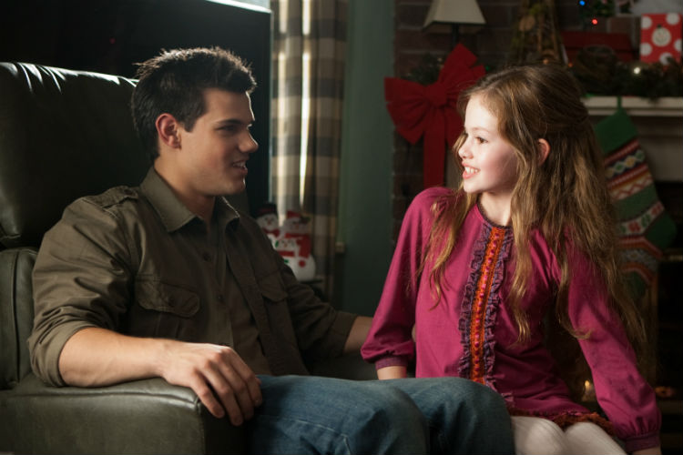 Twilight Renesmee Jacob | Image for InUth.com