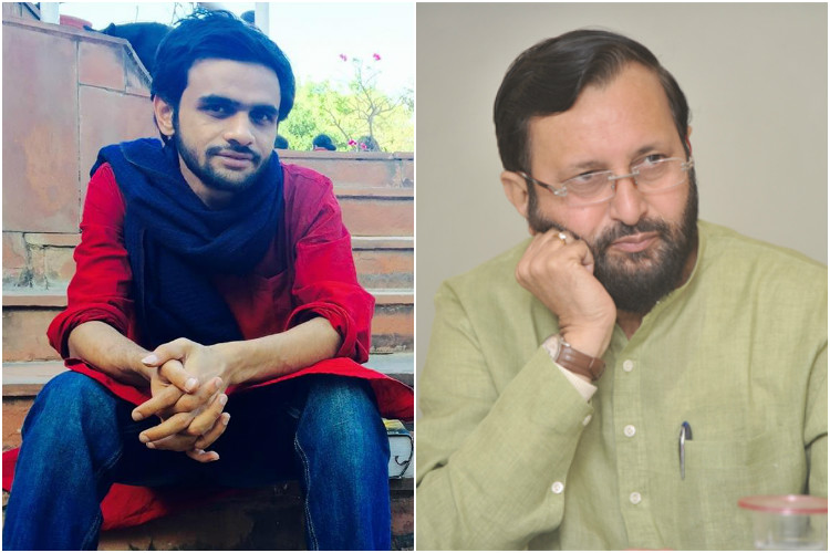 The same forces that are hell bent on destroying JNU are giving it high ranking, says UmarKhalid