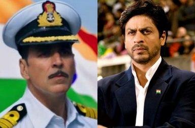 Akshay Kumar Shah Rukh Khan