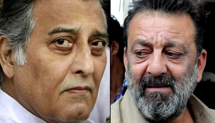 Here's what happened when Sanjay Dutt left the Bhoomi shoot to meet his 'father' Vinod Khanna last week