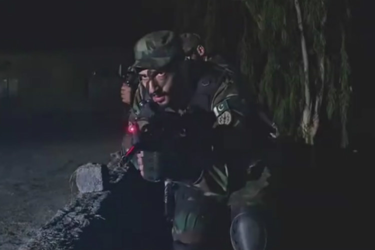 A still from the trailer of Yalghaar. (Courtesy: Facebook/Yalghaar)