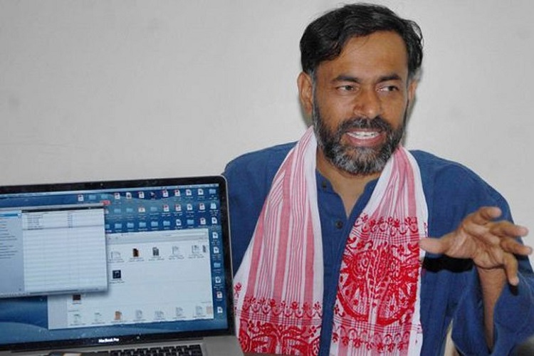 Here's how an Ola driver helped Yogendra Yadav decode the reason behind BJP's success