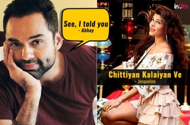 Abhay Deol and Jacqueline Fernandez
