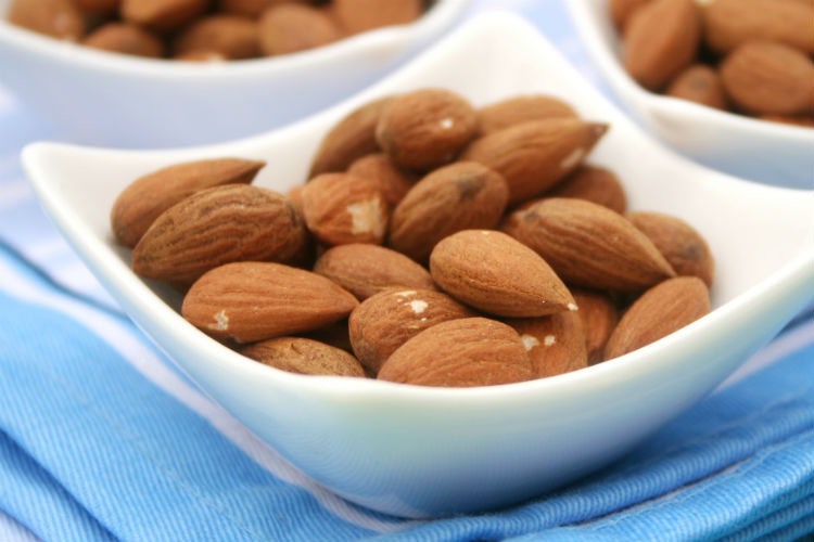 Almonds (Photo: Dreamstime)