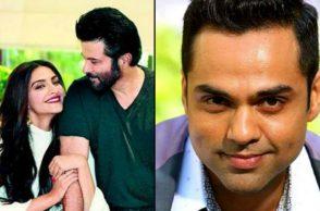 Anil Kapoor, Abhay Deol and Sonam Kapoor