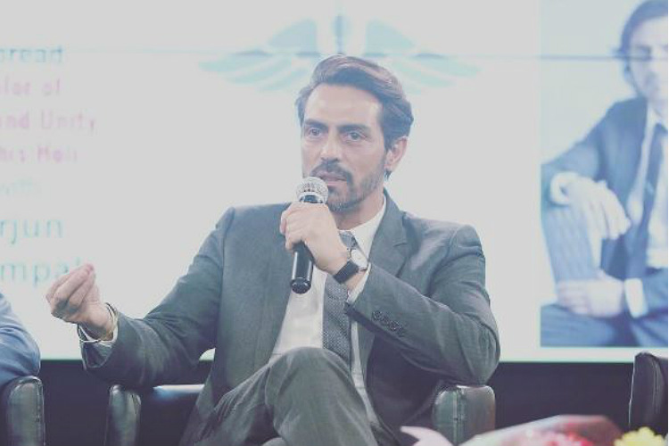 Arjun Rampal denies assaulting anyone, calls reports 'fake news'