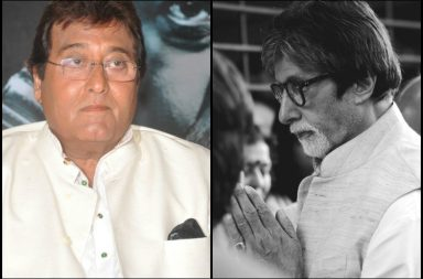 Amitabh Bachchan, Vinod Khanna