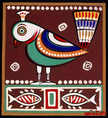 birds-with-two-fish-jamini-roy-paintings