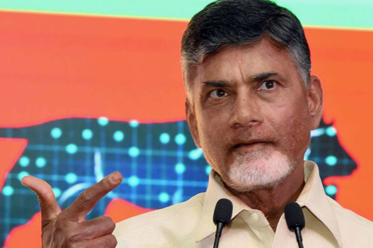 Man arrested by Andhra Pradesh police for criticising CM Chandrababu Naidu on Facebook