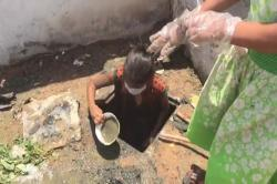 Hyderabad shocker: Orphanage forces HIV positive girls to clean drainage