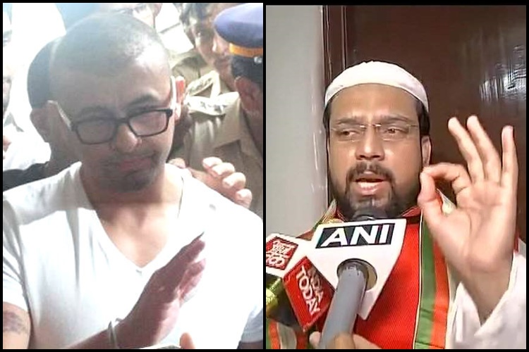 Cleric who issued fatwa to Sonu Nigam claims to be the 35th descendant of the Prophet ofIslam