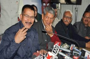 Congress Uttarakhand
